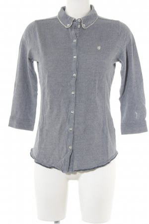 Marc O'Polo Flanellhemd Steppmuster Casual-Look