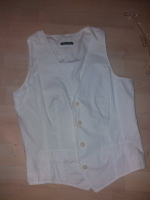 Marc O'Polo Waistcoat white