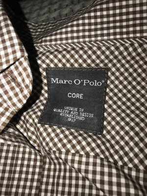 Marc O'Polo Long Sleeve Shirt light brown
