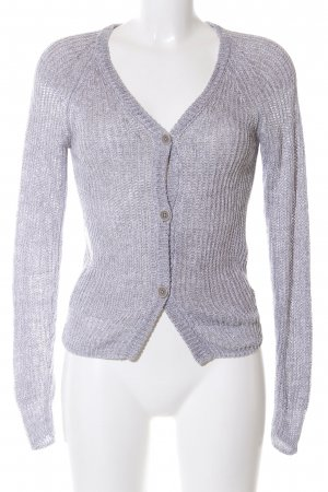 Marc O'Polo Coarse Knitted Jacket light grey casual look