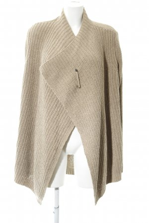 Marc O'Polo Coarse Knitted Jacket natural white cable stitch casual look