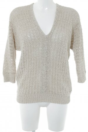 Marc O'Polo Grobstrickpullover beige Casual-Look