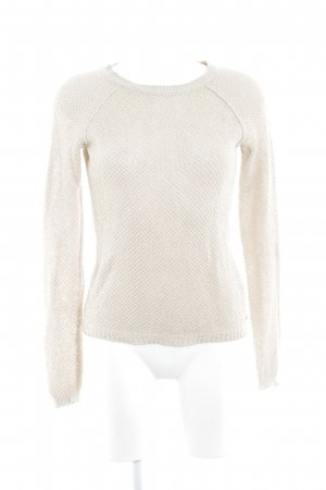 Marc O'Polo Cardigan all'uncinetto beige chiaro stile casual
