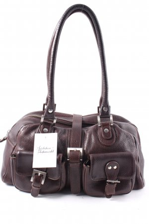 Marc O'Polo Handtasche braun Casual-Look