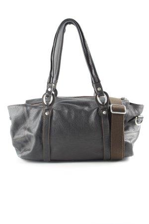 Marc O'Polo Handtasche dunkelbraun schlichter Stil