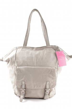 Marc O'Polo Handbag light grey casual look