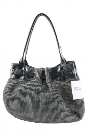 Marc O'Polo Handtasche schwarz-grau Casual-Look