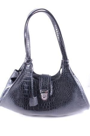 Marc O'Polo Handtasche schwarz klassischer Stil