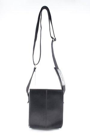 Marc O'Polo Handtasche schwarz schlichter Stil