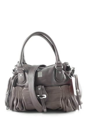 Marc O'Polo Handtasche taupe Casual-Look