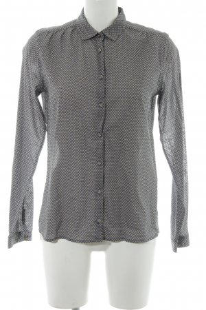 Marc O'Polo Hemd-Bluse abstraktes Muster