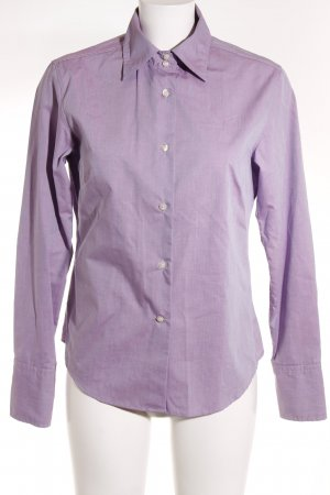 Marc O'Polo Hemd-Bluse blasslila Business-Look