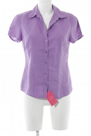 Marc O'Polo Hemd-Bluse flieder Business-Look