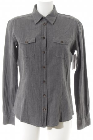 Marc O'Polo Hemd-Bluse grau Casual-Look
