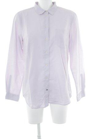 Marc O'Polo Hemd-Bluse hellrosa Casual-Look