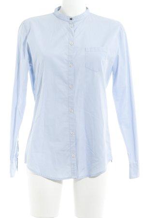 Marc O'Polo Hemd-Bluse himmelblau Business-Look