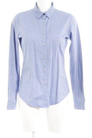 Marc O'Polo Hemd-Bluse himmelblau klassischer Stil