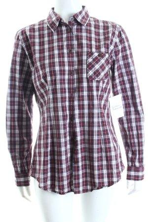 Marc O'Polo Hemd-Bluse Karomuster klassischer Stil