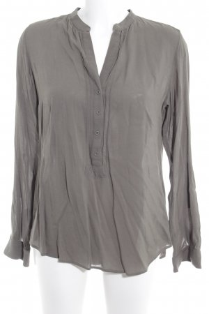 Marc O'Polo Hemd-Bluse khaki Casual-Look
