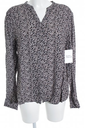 Marc O'Polo Hemd-Bluse Kunstmuster Casual-Look