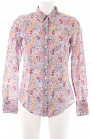 Marc O'Polo Hemd-Bluse Paisleymuster Casual-Look