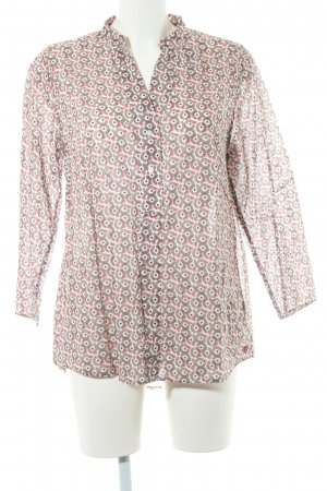 Marc O'Polo Hemd-Bluse Punktemuster schlichter Stil