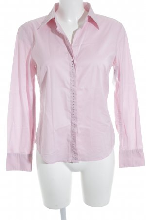 Marc O'Polo Hemd-Bluse rosa Business-Look
