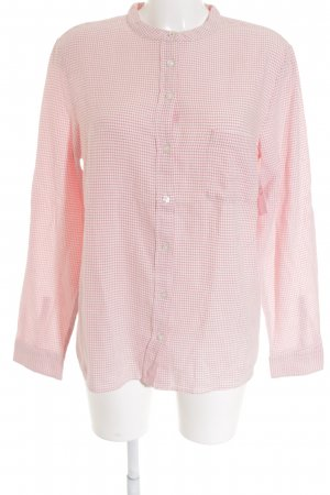 Marc O'Polo Hemd-Bluse rosa-wollweiß Casual-Look