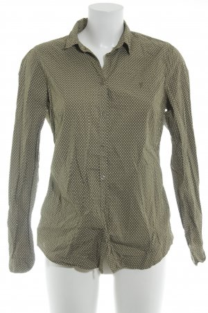 Marc O'Polo Hemd-Bluse Sternenmuster Business-Look