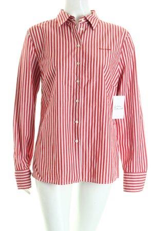 Marc O'Polo Hemd-Bluse Streifenmuster klassischer Stil