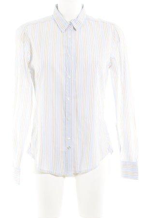 Marc O'Polo Hemd-Bluse Streifenmuster schlichter Stil