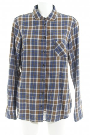 Marc O'Polo Hemd-Bluse Vichykaromuster Country-Look
