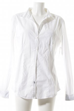 Marc O'Polo Camicia blusa bianco stile professionale