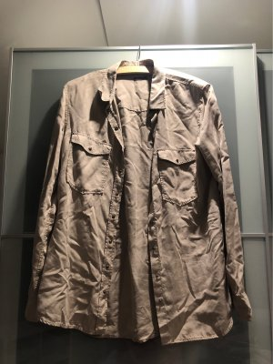 Marc O'Polo Long Sleeve Shirt beige