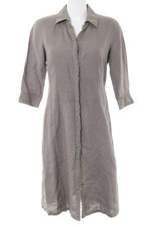 Marc O'Polo Shirtwaist dress light grey casual look