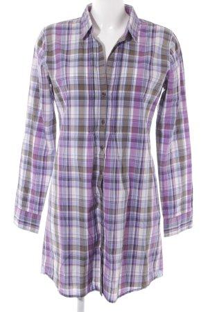 Marc O'Polo Abito blusa camicia motivo a quadri stile country