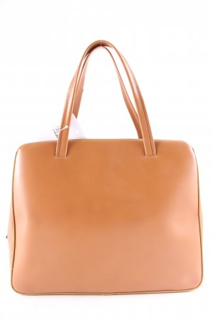 Marc O'Polo Carry Bag cognac-coloured '90s style