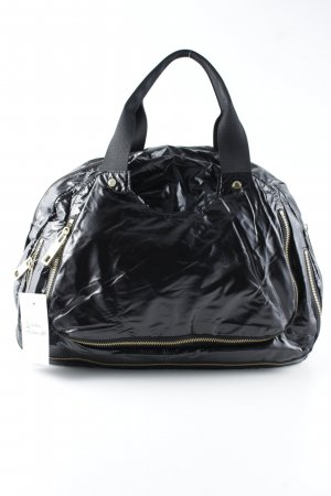 Marc O'Polo Carry Bag black wet-look