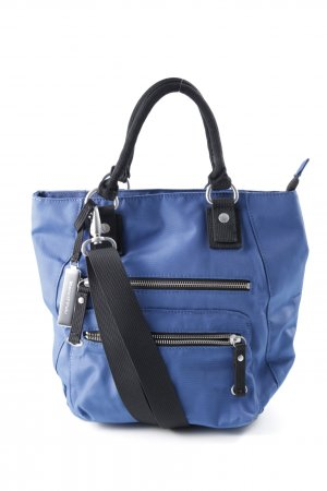 Marc O'Polo Carry Bag black-steel blue casual look
