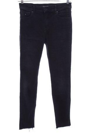 Marc O'Polo High Waist Jeans schwarz Casual-Look