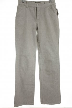 Marc O'Polo High Waist Jeans beige meliert Casual-Look