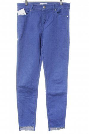 Marc O'Polo High Waist Jeans blau Casual-Look