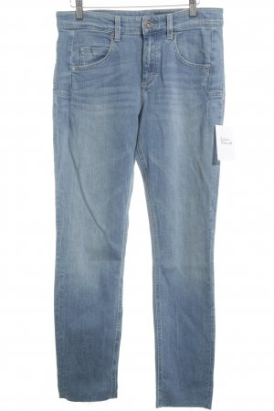 Marc O'Polo High Waist Jeans graublau Casual-Look