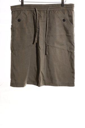 Marc O'Polo High Waist Skirt brown casual look
