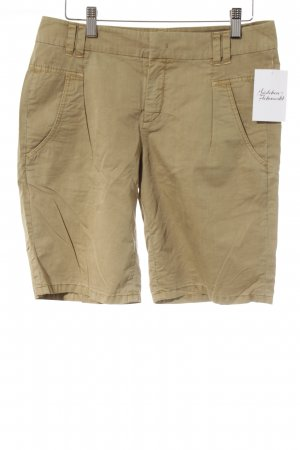 Marc O'Polo High-Waist-Shorts camel Casual-Look