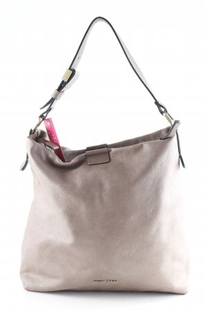 Marc O'Polo Hobo graubraun Casual-Look