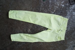 Marc O'Polo Boyfriend Trousers yellow