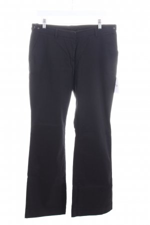 Marc O'Polo Hose schwarz Casual-Look