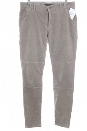 Marc O'Polo Low-Rise Trousers mauve-beige simple style