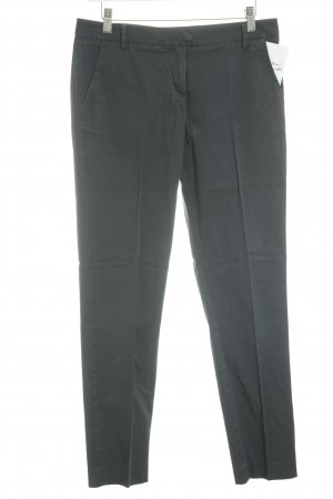 Marc O'Polo Low-Rise Trousers dark blue casual look